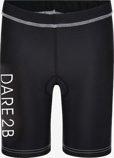 DARE 2B Workout Pants 'Gradual' in Black / White, Item view