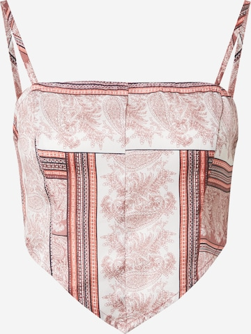 Missguided Top 'HANKY' in Wit