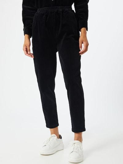 Wemoto Broek 'Chester' in de kleur Zwart, Modelweergave