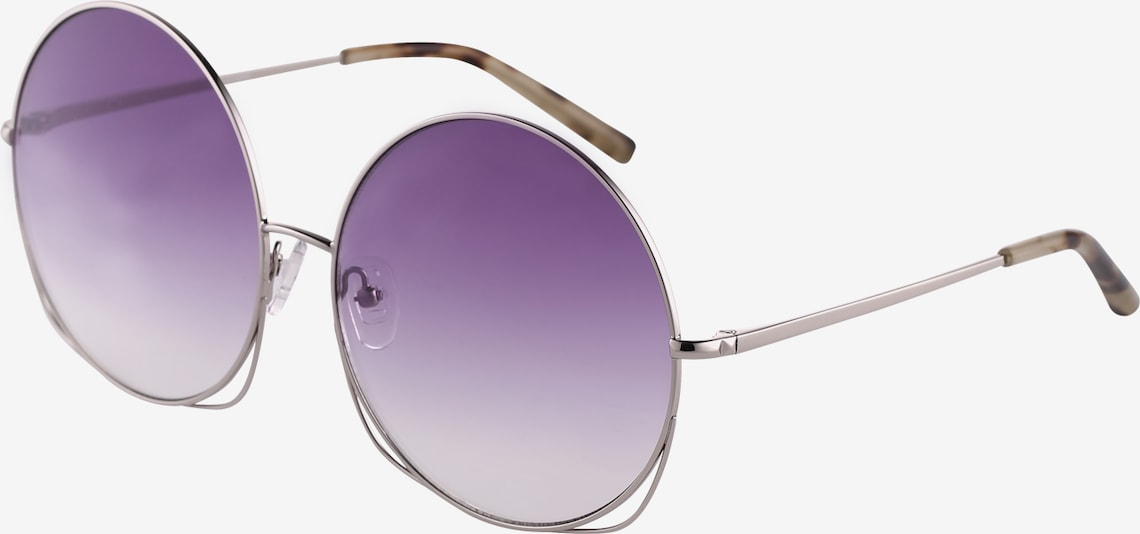 Matthew Williamson Sonnenbrille 'MW248C5SUN FREESIA' in gold / lila, Produktansicht