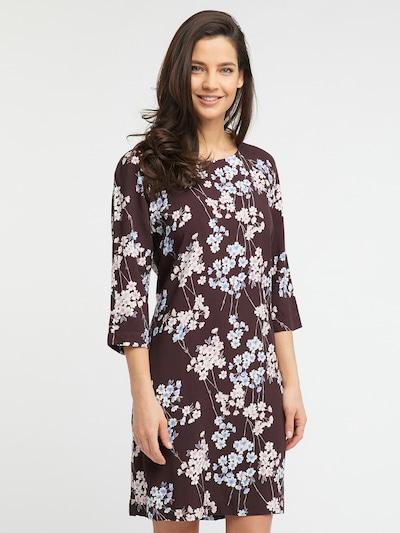 Suknelė 'OONA' iš BROADWAY NYC FASHION , spalva - ruda / mišrios spalvos: Vaizdas iš priekio