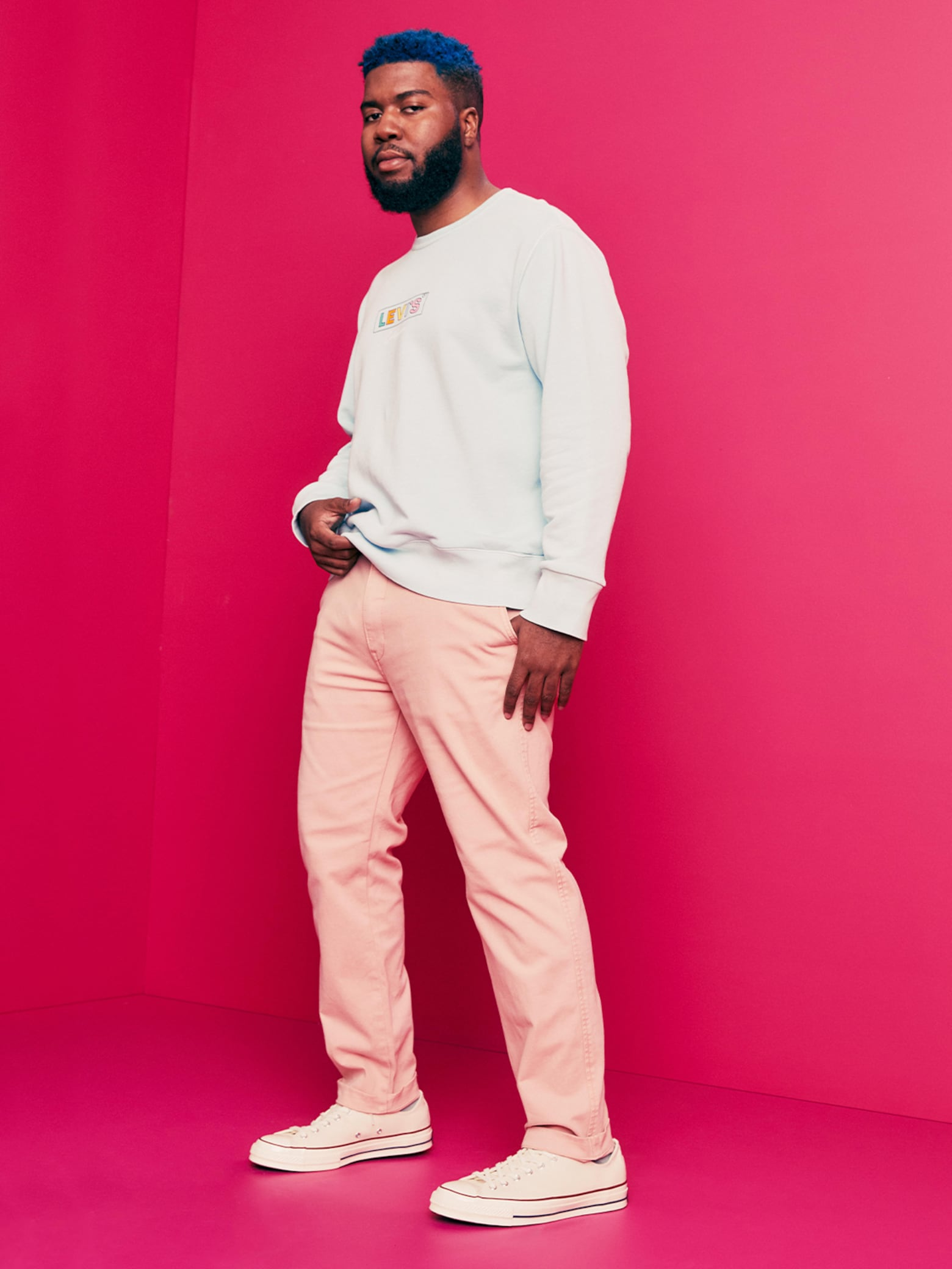 The new XX Chino Khalid for Levi's®