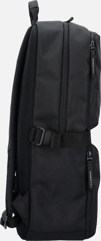 Samsonite Red 'Clovel' Rucksack L 49,5 cm Laptopfach