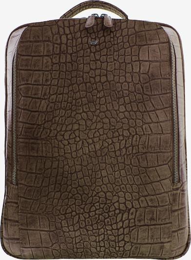 Braun Büffel Rucksack in braun, Produktansicht