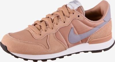 Nike Sportswear Sneaker 'Internationalist' in flieder / rosé: Frontalansicht