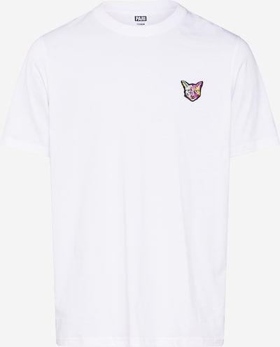 PARI T-Shirt 'Theresa' en blanc, Vue avec produit
