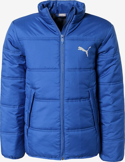 PUMA Winterjacke 'ESS' in blau, Produktansicht