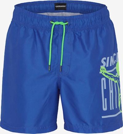 CHIEMSEE Boardshorts in blau, Produktansicht