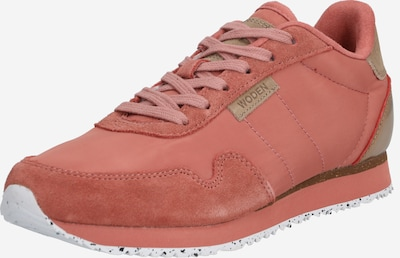 WODEN Sneaker in orange / rosé, Produktansicht