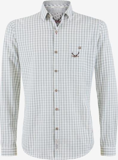 STOCKERPOINT Hemd 'Manolo' in pastellgrün, Produktansicht