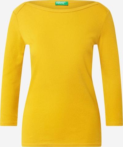 UNITED COLORS OF BENETTON Koszulka w kolorze złoty żółtym, Podgląd produktu