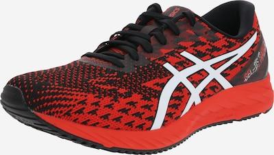 ASICS Laufschuhe in rot / schwarz / weiß, Produktansicht
