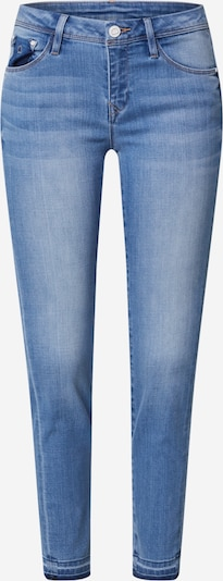 Dawn Jeans 'Hem Delight' in blue denim, Produktansicht