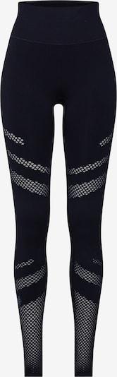 Pantaloni sport 'Hannah Seamless' Divine Flower pe negru, Vizualizare produs