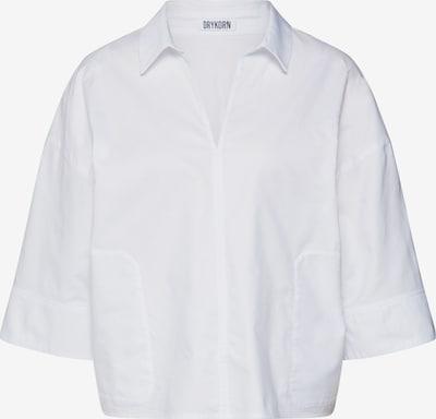 Palaidinė 'NIGRA' iš DRYKORN , spalva - balta, Prekių apžvalga