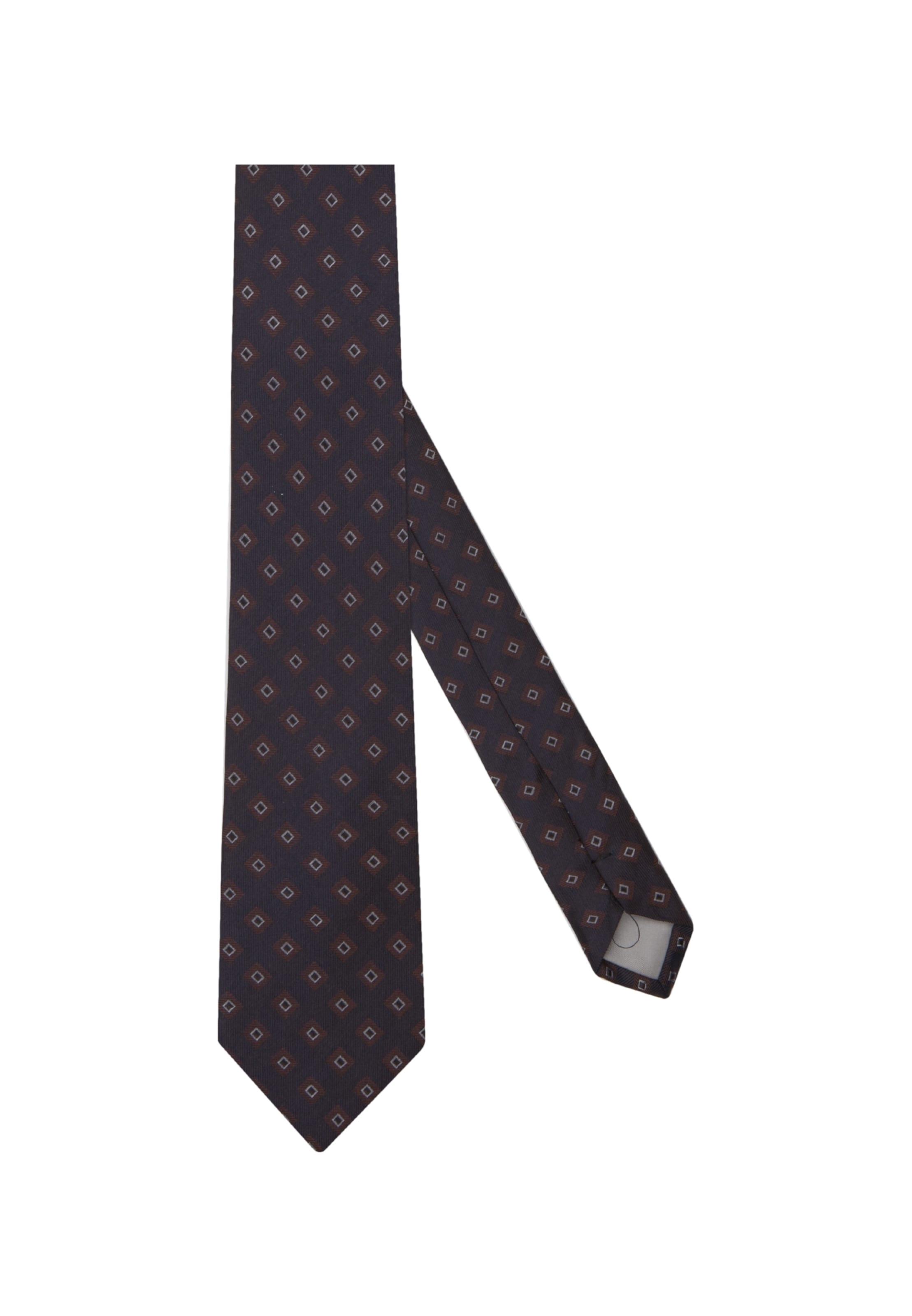 Britt Jacques Dunkelblau 'custom Fit' Krawatte In kPwnO0