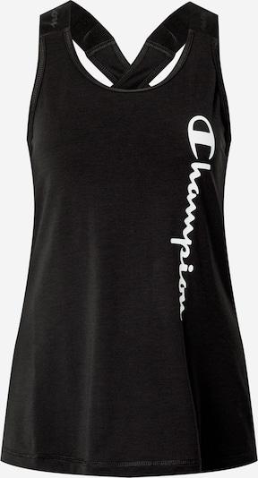 Champion Authentic Athletic Apparel Sporttop in schwarz / weiß, Produktansicht