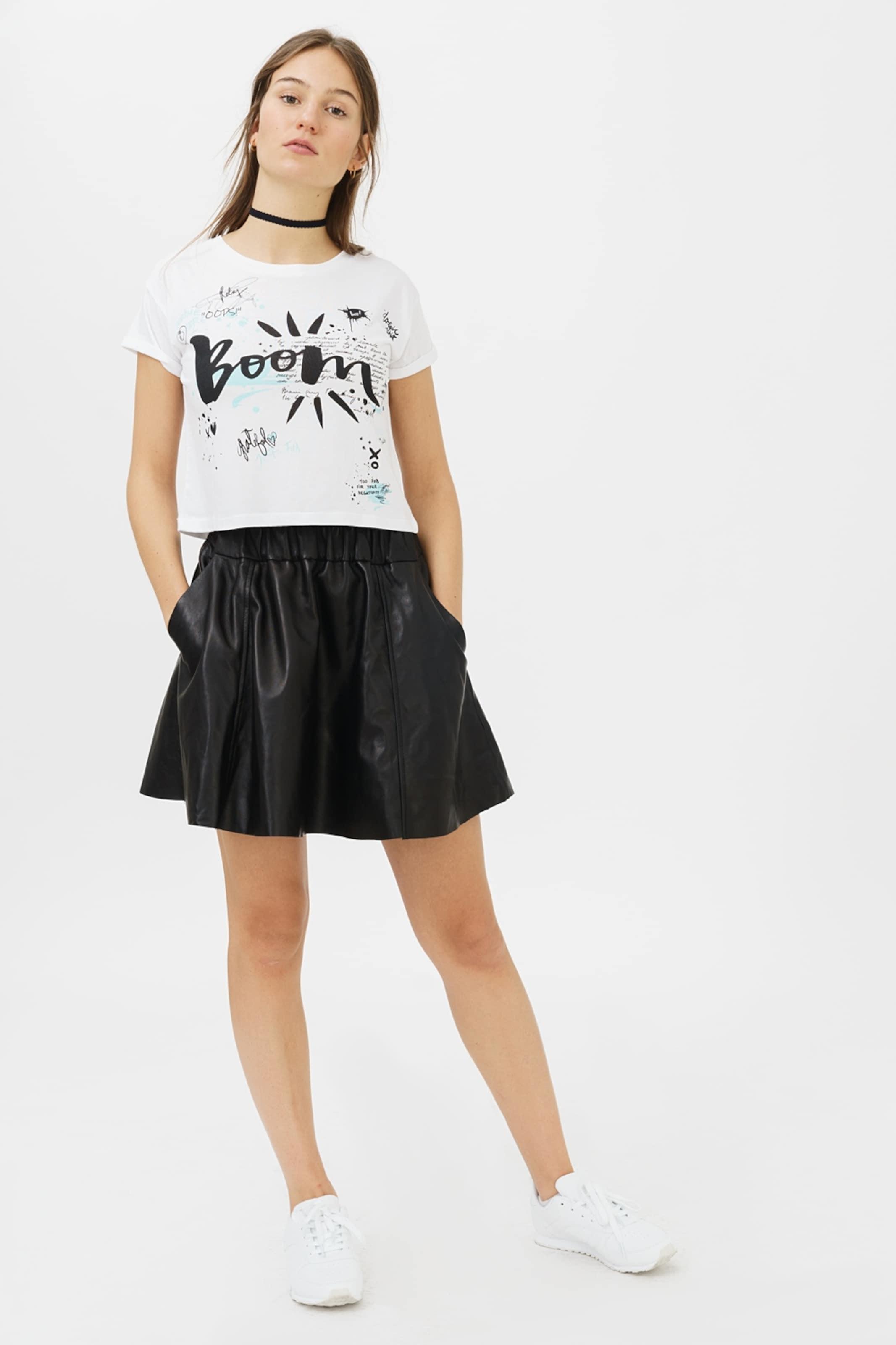 Trueprodigy Trueprodigy shirt In T T shirt In Weiß c5ALq4R3j