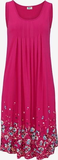 BEACH TIME Strandkleid in mischfarben / pink, Produktansicht