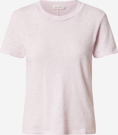 AMERICAN VINTAGE T-shirt 'SONOMA' en violet pastel: Vue de face