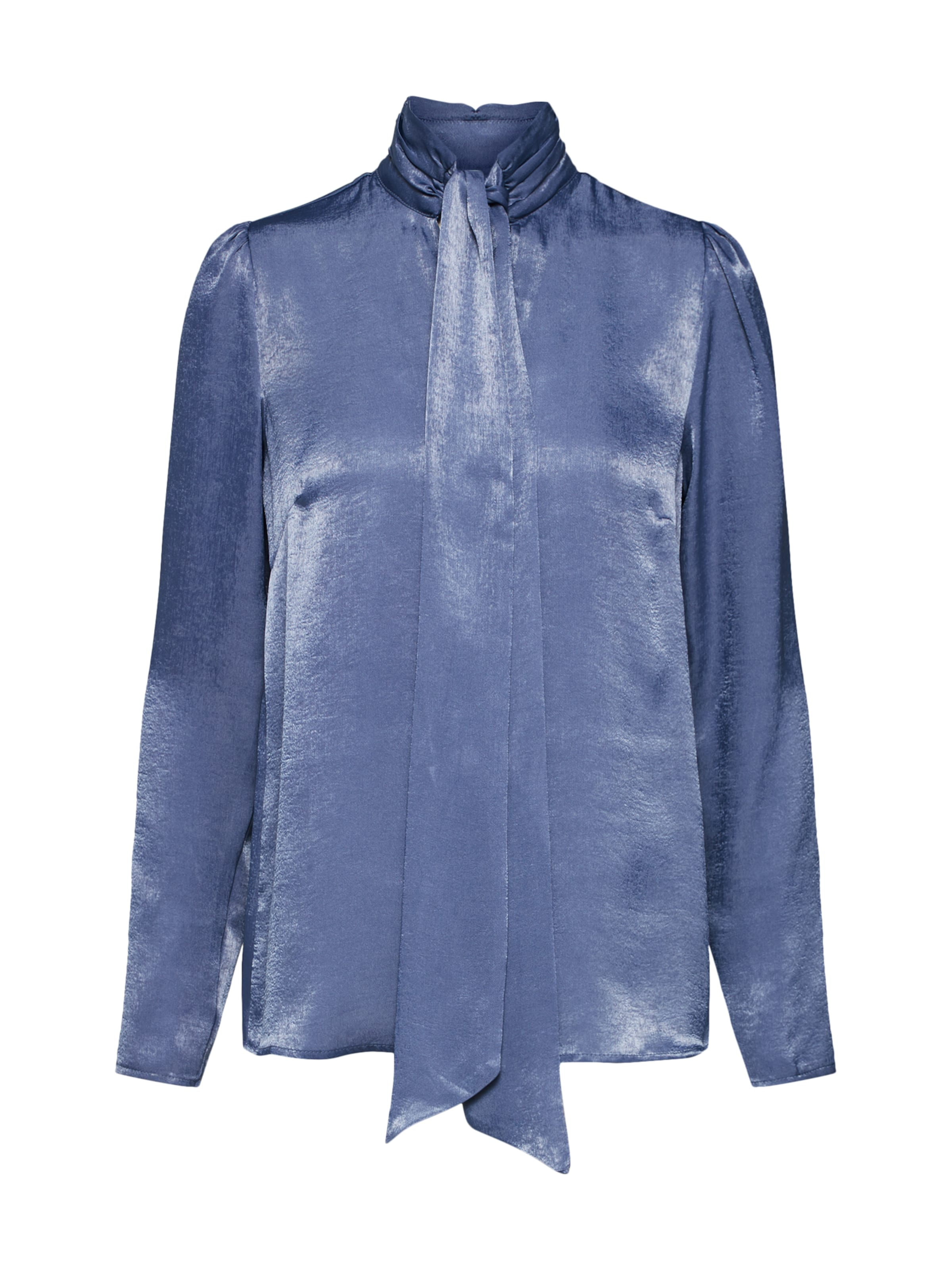 In Bluse Union Fashion 'raj' Blau 67Ybfgy