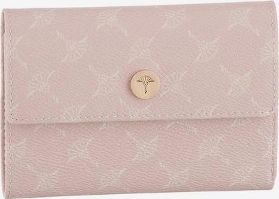 JOOP! Geldbörse 'Cortina Cosma Mh10f' in rosé / weiß, Produktansicht