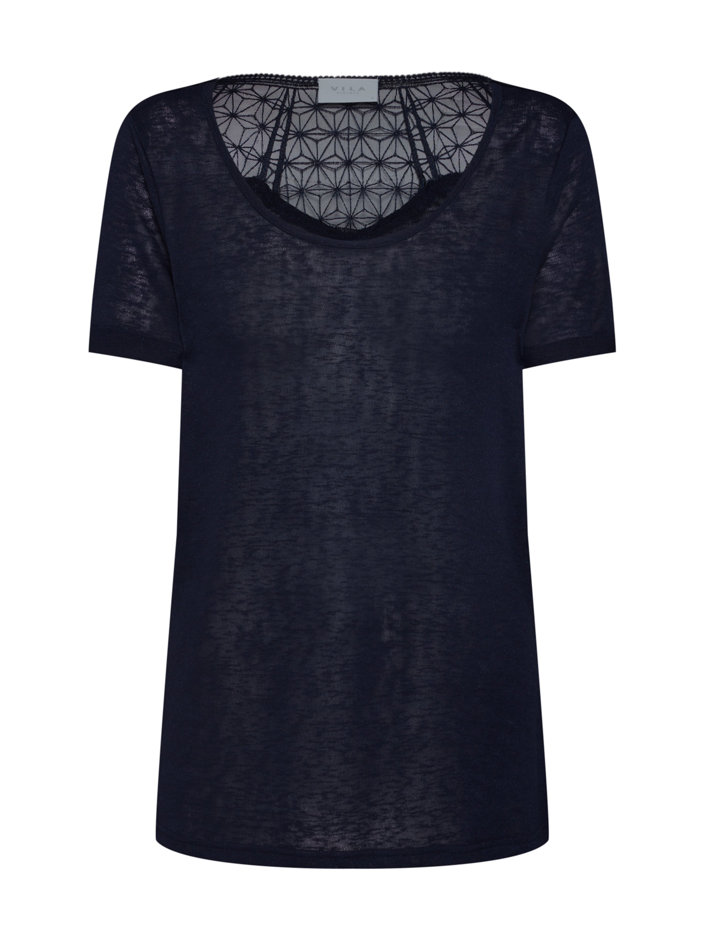 'sumi' Dunkelblau Shirt In Vila MpGjULqSzV