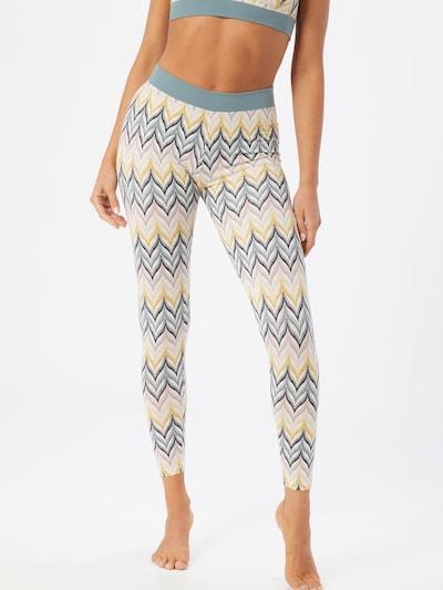 CALIDA Pidžaamapüksid 'Elastic Trend' segavärvid: Eestvaade