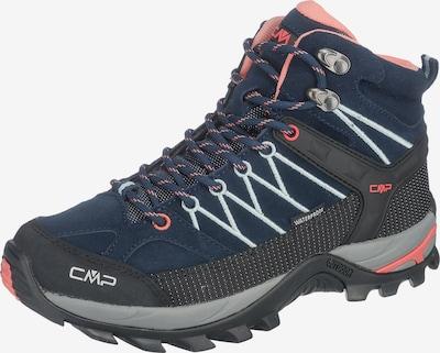 CMP Trekkingschuhe 'Rigel MID' in blau / schwarz, Produktansicht