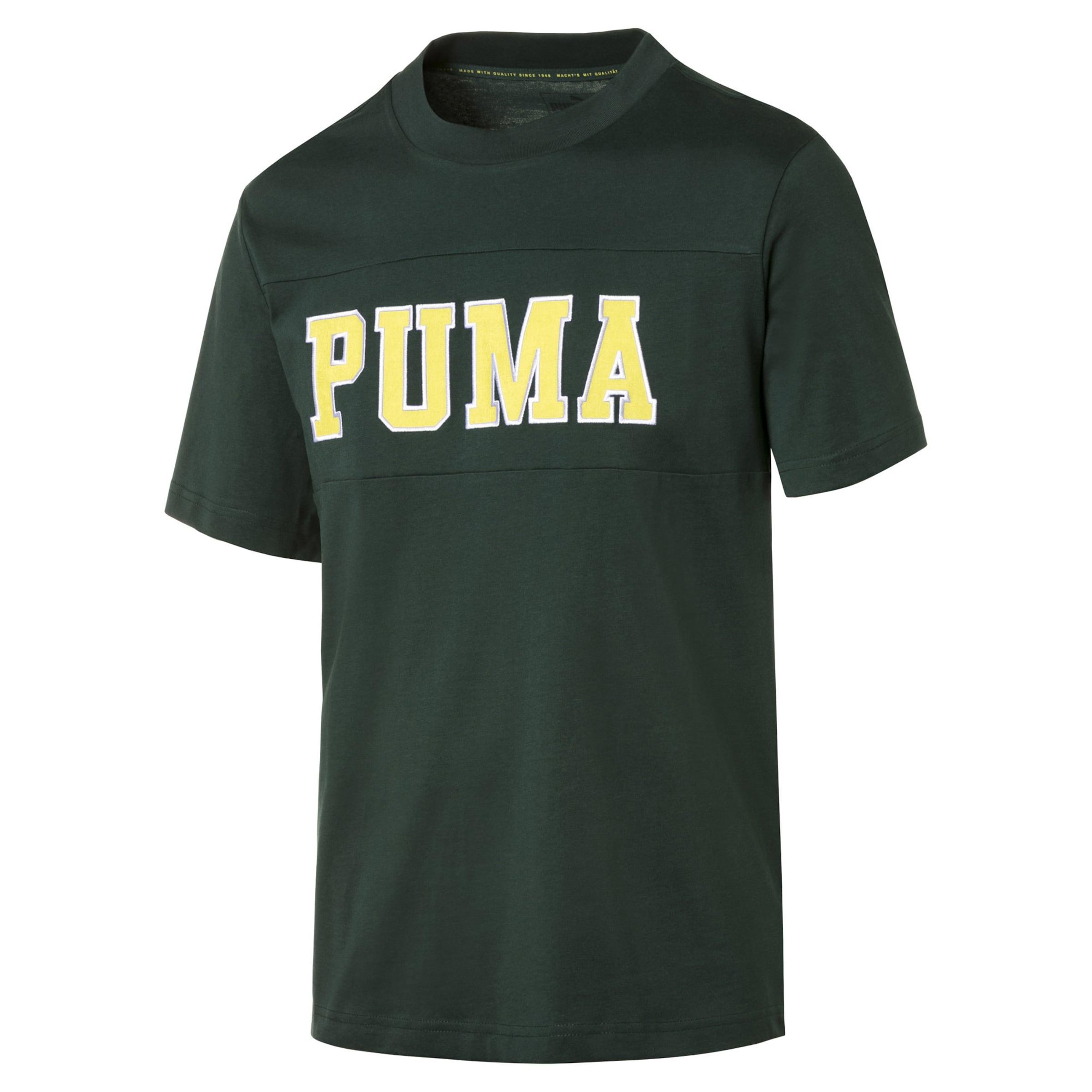 In Puma T HellgelbTanne shirt f7gb6y