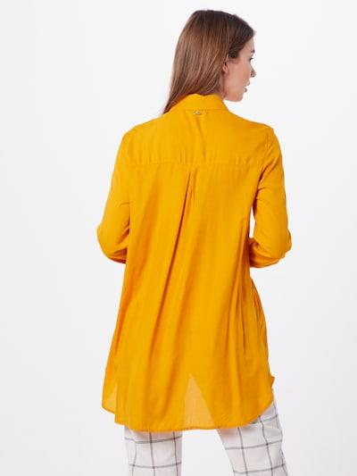 Palaidinė iš TOM TAILOR DENIM , spalva - geltona: Vaizdas iš galinės pusės