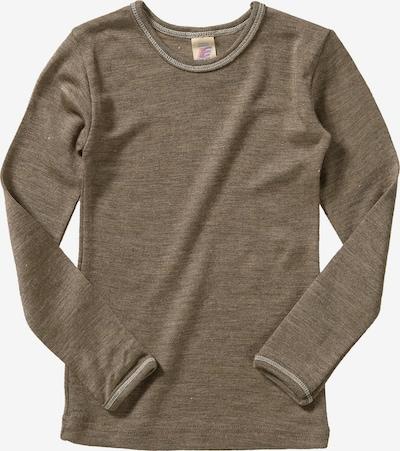 ENGEL Unterhemd in braun, Produktansicht