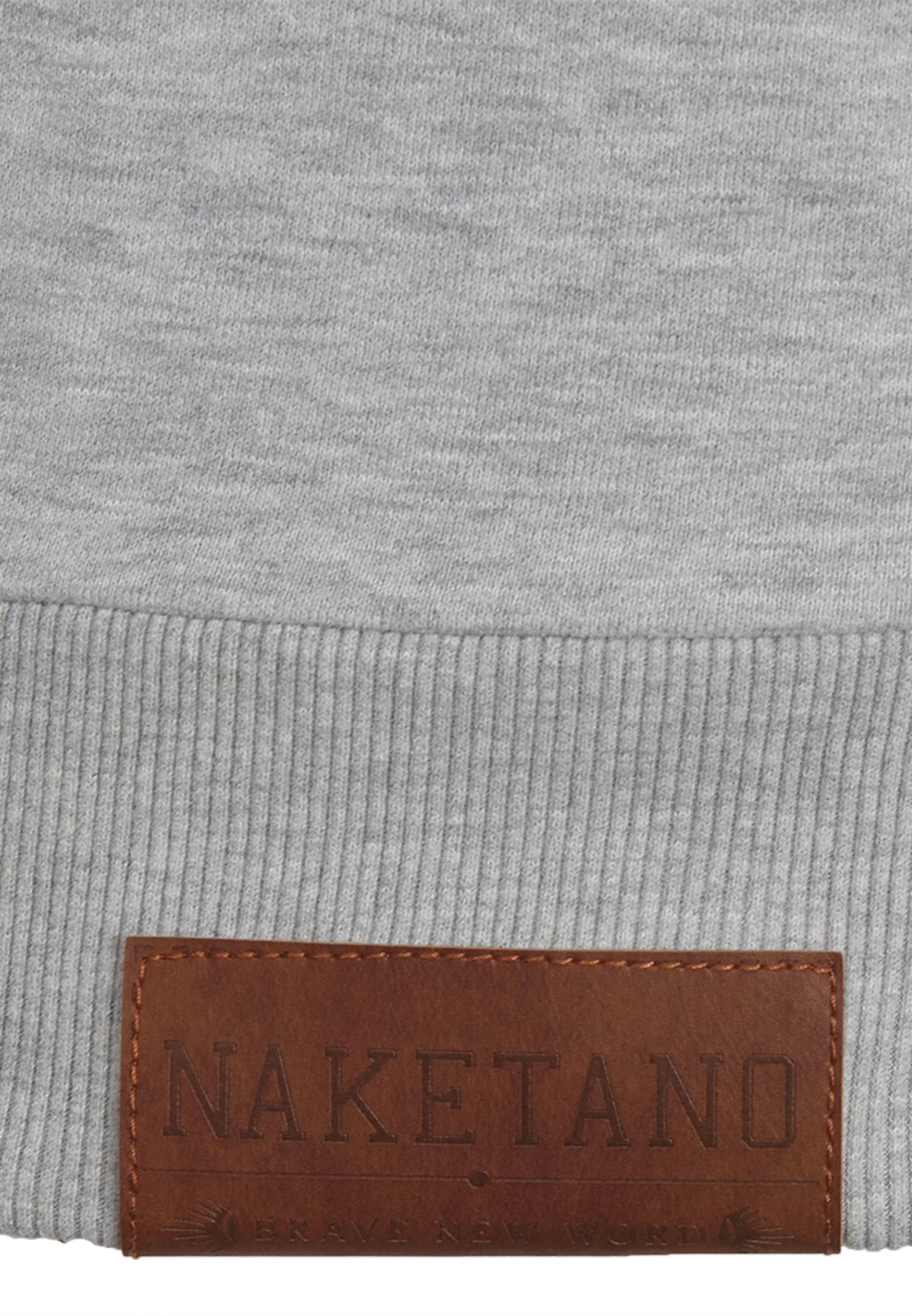 naketano Male Sweatshirt 'Verdammte Order 66 II' Extrem Online Countdown Paket Günstiger Preis Billig Zum Verkauf Beste Preise Im Netz kWm6YBOJ7n