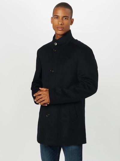 JOOP! Mantel in dunkelblau, Modelansicht