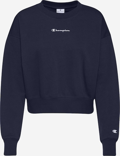 Champion Authentic Athletic Apparel Sportief sweatshirt in de kleur Donkerblauw, Productweergave