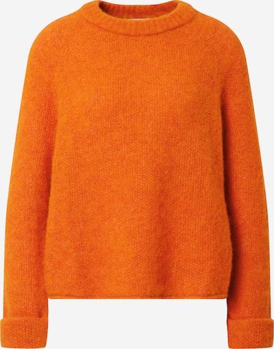 AMERICAN VINTAGE Pullover 'East' in dunkelorange, Produktansicht