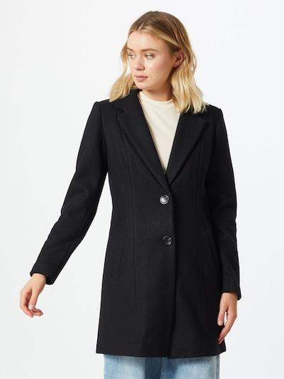 Demisezoninis paltas 'Carmen' iš ONLY , spalva - juoda, Modelio vaizdas