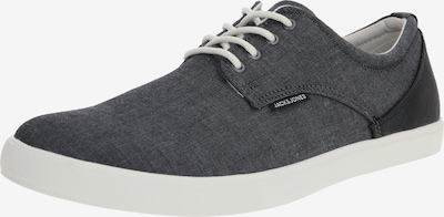 JACK & JONES Sneaker in anthrazit / weiß, Produktansicht