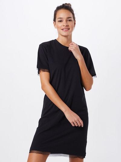 Urban Classics Šaty - černá, Model/ka