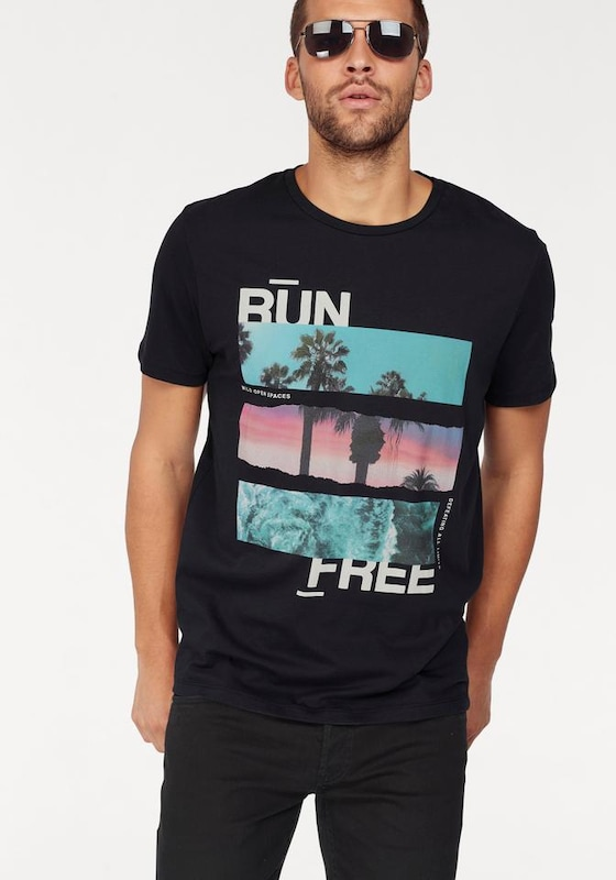 JACK & JONES T-Shirt 'STANE TEE'