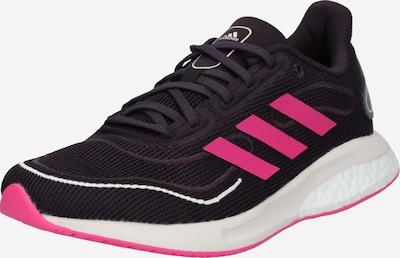 ADIDAS PERFORMANCE Sportschuh in hellgrau / pflaume / pink, Produktansicht