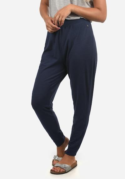 Blend She Harembroek 'Harisa' in de kleur Blauw / Navy / Donkerblauw, Productweergave