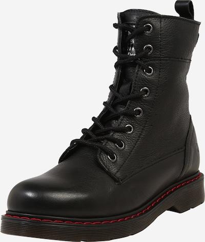 Suvarstomieji kulkšnis dengiantys batai iš MUSTANG , spalva - juoda, Prekių apžvalga