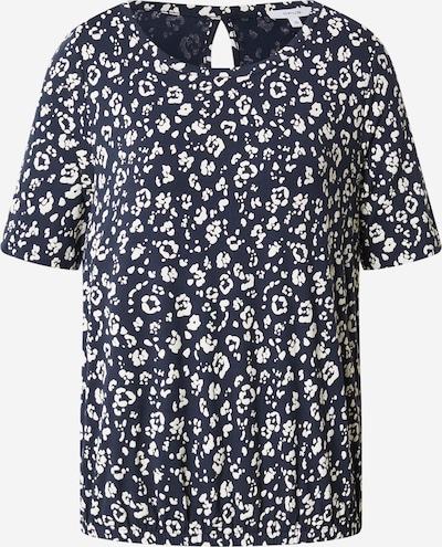 OPUS Koszulka 'Siana' w kolorze ciemny niebieskim: Widok z przodu