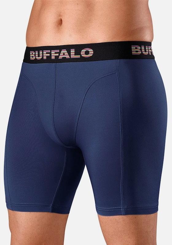 BUFFALO Longboxer (3 Stck.)