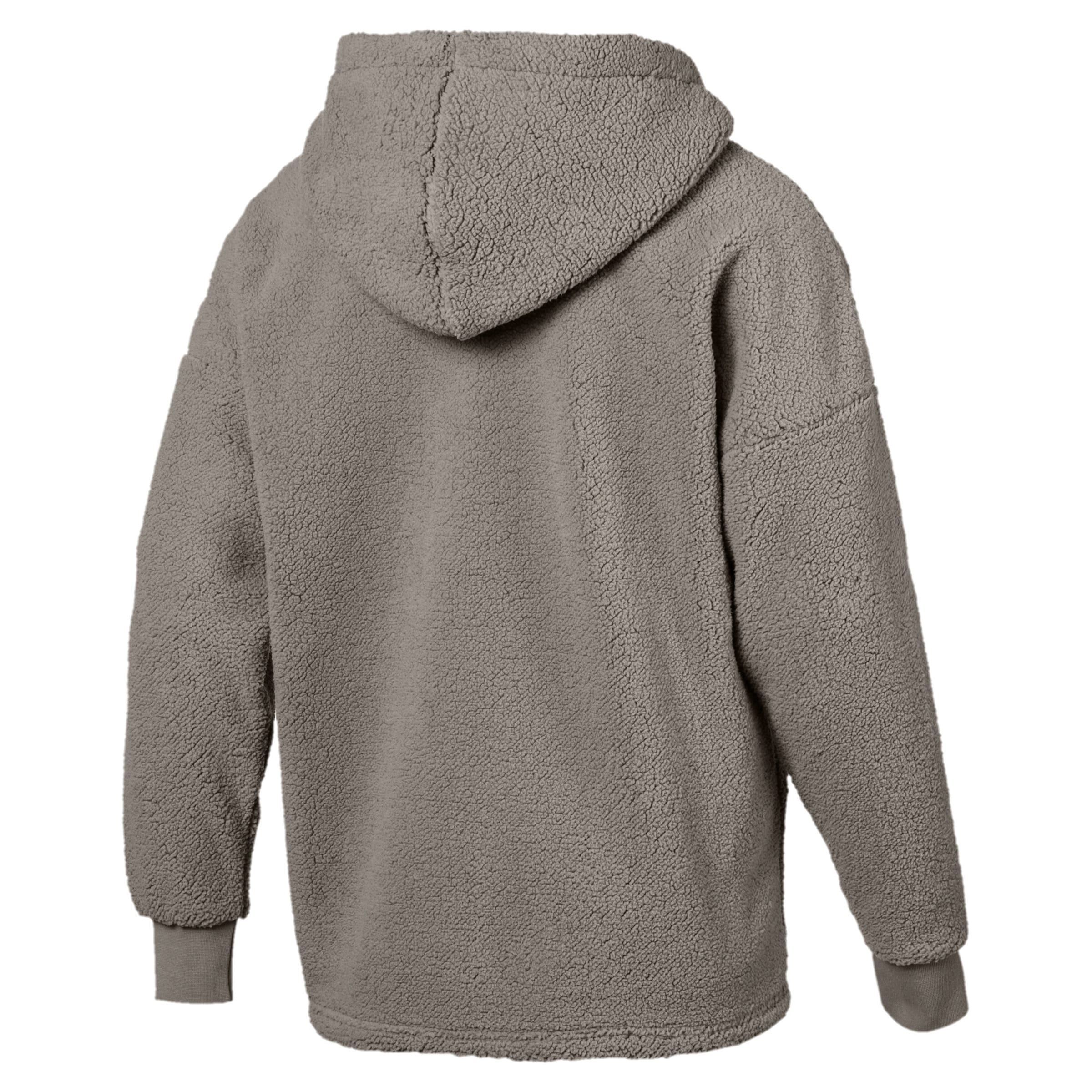 Hoodie 'downtown' Taupe Puma In Puma mnNv0wO8