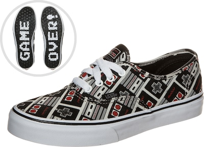 VANS Authentic Nintendo Sneaker Kinder
