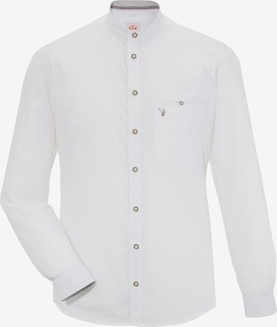SPIETH & WENSKY Trachtenhemd in weiß, Produktansicht
