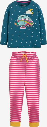 frugi Schlafanzug mit Applikation in mischfarben, Produktansicht