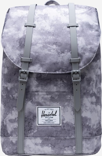 Herschel Sac à dos 'Retreat' en bleu / gris, Vue avec produit